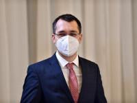 """Ministrul Voiculescu: """"Nu este nici un """"scandal"""" între doamna Violeta Alexandru și mine"""""""