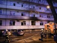 """Medicii legişti au stabilit cauzele morţii victimelor incendiului de la Institutul """"Matei Balș"""""""