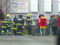 Tragedia de la Matei Balș. Rudele și-au căutat ore întregi bolnavii în spitalele din Capitală