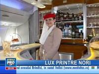 Airbus luxos cu duşuri şi restaurant lansat de Emiratele Arabe Unite