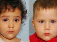 Doi copii romani, abandonati intr-o piata din Paris