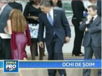 VIDEO: Ce-i frumos si lui Obama ii place! Nici Sarkozy nu e mai prejos!