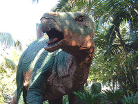 Cel mai mare dinozaur a prins