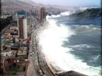 Afla care au fost cele mai puternice tsunami din ultimii cinci ani!