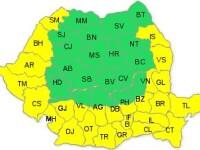 Romania se rumeneste! E cod galben de canicula!