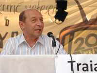 Traian Basescu, in vizita oficiala in Turkmenistan!