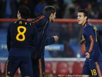 Spania - Germania, a doua semifinala la Cupa Mondiala 2010