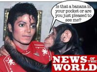 Michael Jackson voia sa-si opereze maimuta, ca sa o faca sa vorbeasca