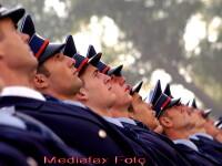 Zi de foc pentru tinerele care isi doresc sa fie politiste: proba sportiva!