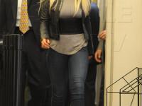 Lindsay Lohan s-a dezintoxicat. A fost externata din spital
