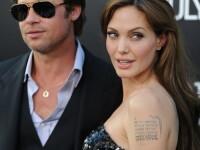 Angelina Jolie: Brad ma face sa ma simt o femeie atragatoare