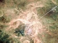 Uimitor! A fost descoperita o stea gigant, care ar inghiti sute de sori!