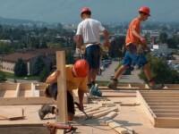 Parchetul a suspendat lucrarile de constructie la un imobil din Capitala