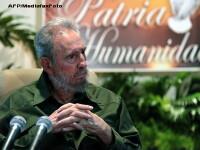 Sarbatorire discreta la Havana. Fidel Castro a implinit 84 de ani