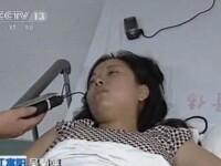 VIDEO. Salvare ca-n filme. O fetita a fost prinsa de o trecatoare dupa ce a cazut de la etajul 10