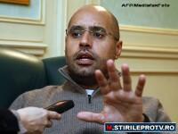 Fiul lui Ghaddafi: Nu ne vom preda niciodata!