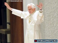 Papa Benedict al XVI-lea a devenit personaj de benzi desenate