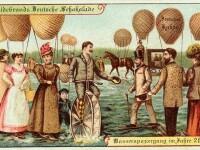 Viitorul prezis de cateva carti postale de la 1900. GALERIE FOTO