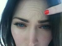 Ce a vrut Megan Fox sa demonstreze cu aceste poze? GALERIE FOTO