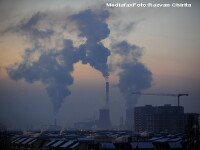 Un fulger a lovit Complexul Energetic Turceni si a avariat un transformator