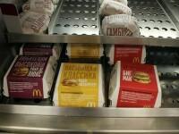 Cum se face un burger la McDonald's. O GALERIE FOTO din una dintre cele mai bine pazite bucatarii