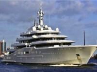 Cea mai noua extravaganta: iahtul de 3,4 miliarde de euro, placat cu aur. GALERIE FOTO