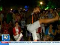 Zorba de Mamaia. Sufletul petrecerii pe litoral, Radu Mazare a facut show pe ritmuri grecesti