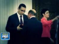 Victor Ponta: Am semnat documentul lui Basescu de la Bruxelles, de colaborare interinstitutionala