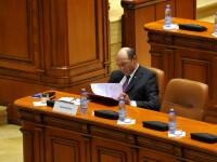 Basescu, USL: L-ati salvat pe Voiculescu, nu stiu daca o mai puteti face daca nu controlati justitia