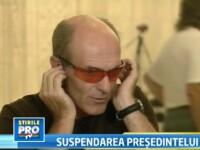 CTP, despre suspendarea presedintelui: