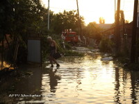 Ultimul bilant al inundatiilor din Rusia: 171 morti, o cincime din populatie afectata de puhoaie