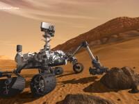 Roverul Curiosity a transmis de pe Marte prima voce umana. Video cu mesajul catre NASA