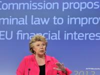 Viviane Reding, comisarul UE pentru Justitie: