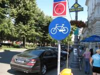 S-au gasit bani pentru piste de biciclete. In trei ani vor fi realizate pe 130 de kilometri
