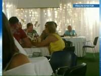 Traian Basescu a luat cina intr-un restaurant din Parcul Herastrau. Medicii i-au verificat mancarea