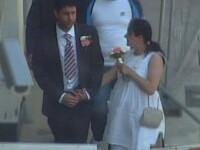 Ce ascunde aceasta poza de nunta. Imaginea surprinsa de camera a trimis-o pe mireasa dupa gratii