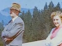 Imagini din intimitatea lui Hitler cu amanta sa, publicate dupa 70 de ani intr-un documentar. Video