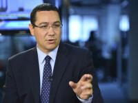 Ponta: Semnatura pentru desfiintarea CC, DNA si ANI, o intoxicare. Ce sustine Dogaru