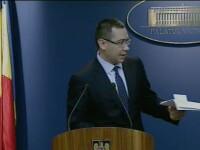 Victor Ponta: Romanii din strainatate ar trebui scosi de pe lista electorala din Romania