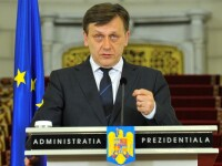 Antonescu anunta cand ar putea fi organizate alegerile prezidentiale, daca Basescu va fi demis
