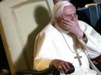 Ce s-a intamplat in Vatican, la scurt timp dupa ce Papa a anuntat ca va demisiona. VIDEO