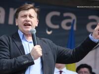 Crin Antonescu: Ne asteptam ca Basescu sa predice boicotul