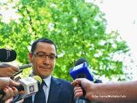 Ponta a dus ziaristii la Vila Dante: