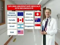 Fabrica romaneasca de doctori nu tine pasul cu plecarile. 8.200 de medici au parasit tara din 2007