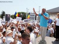 Basescu: Nu voi contesta deciziile BEC si CC privind referendumul; nu suntem o tara de babuini