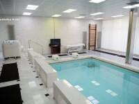Traian Basescu spune ca a inotat in piscina de la Vila Dante pana la suspendarea sa din functie