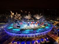 JO 2012. Ceremonia de deschidere, imaginile spectacolului de 27 de milioane de euro de la Londra