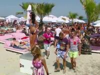 3.000 de lei - pretul unui week-end de lux pe litoral. Cum se distreaza cei care nu se uita la bani