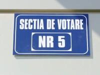 Cabine de vot, instalate in cele mai neasteptate locuri: restaurante, hoteluri si parcuri acvatice