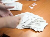 Deva: Barbat ce a dus la o sectie de vot 23 de cereri false pentru urna speciala, cautat de Politie